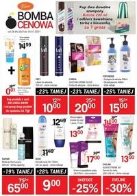 Gazetka promocyjna Vica - Gazetka kosmetyczna Vica - ważna do 18-07-2021