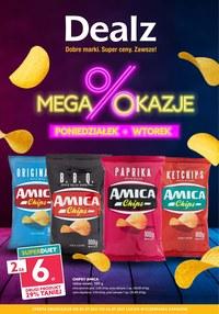 Gazetka promocyjna Dealz - Mega okazje w Dealz!   - ważna do 06-07-2021