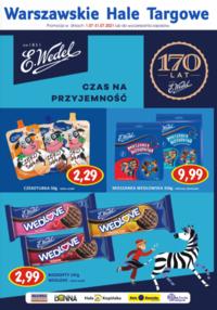 Gazetka promocyjna Hala Wola - Kupuj i wygrywaj w Hala Wola
