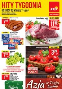 Gazetka promocyjna POLOmarket - Hity tygodnia w Polomarket!     - ważna do 13-07-2021