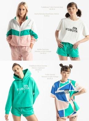 Nowa kolekcja ubrań Kubota!