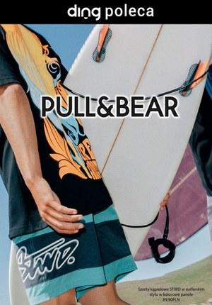 Gazetka promocyjna Pull&Bear - Letnie szaleństwo w Pull&Bear