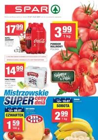 Gazetka promocyjna SPAR Express - Super ceny w SPAR Express   - ważna do 13-07-2021