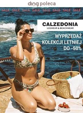 Calzedonia - wyprzedaż kolekcji letniej