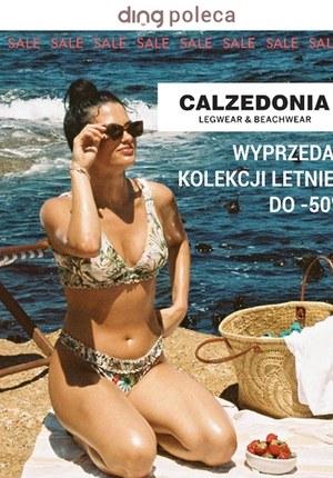 Gazetka promocyjna Calzedonia - Calzedonia - wyprzedaż kolekcji letniej