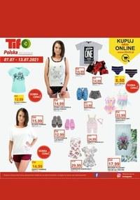 Gazetka promocyjna Tifo - Kupuj online w Tifo  - ważna do 13-07-2021