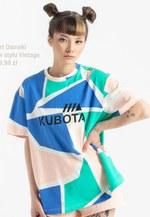 T-shirt damski Kubota