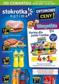 Gazetka promocyjna Stokrotka Optima - Optymalne ceny w Stokrotka Optima   - ważna do 14-07-2021