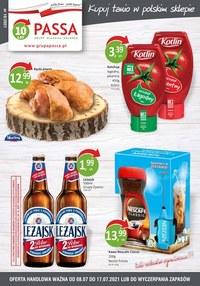 Gazetka promocyjna Passa - Kupuj tanio w polskim sklepie Passa!   - ważna do 17-07-2021