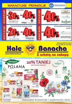 Gazetka promocyjna Hala Banacha - Hale Banacha - oferta przemysłowa