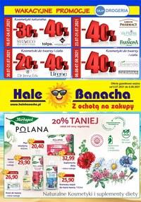 Gazetka promocyjna Hala Banacha - Hale Banacha - oferta przemysłowa - ważna do 08-08-2021