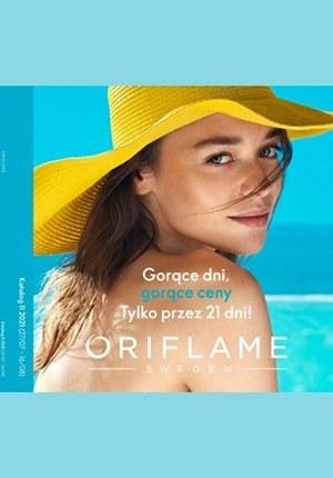 Gazetka promocyjna Oriflame - Gorące dni, gorące ceny w Oriflame!