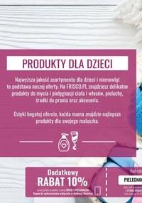 Gazetka promocyjna Frisco - Wakacje z Frisco!