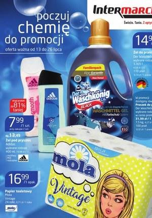 Gazetka promocyjna Intermarche Super - Poczuj chemię do promocji w Intermarche