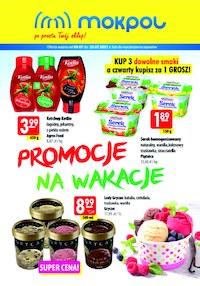 Gazetka promocyjna Mokpol - Promocje na wakacje w Mokpol  - ważna do 27-07-2021