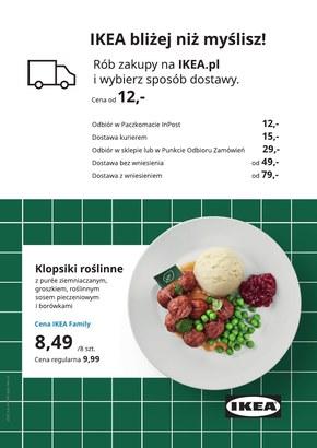 Wyprzedaż tu i teraz w IKEA Katowice