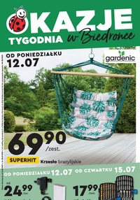 Gazetka promocyjna Biedronka - Okazje tygodnia w Biedronce - ważna do 18-07-2021
