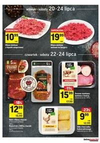 Gazetka promocyjna Intermarche Super - Szokująco niskie ceny w Intermarche