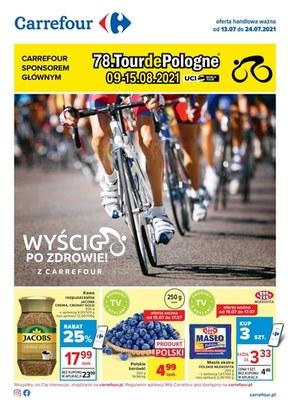 Wyścig po zdrowie z Carrefour