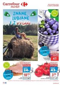 Gazetka promocyjna Carrefour Market - Polskie produkty w Carrefour Market - ważna do 19-07-2021