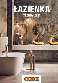 Gazetka promocyjna OBI - Obi - łazienka, trendy 2021 - ważna do 31-12-2021