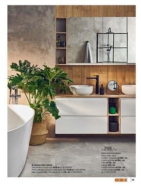 Obi - łazienka, trendy 2021