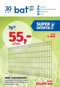 Gazetka promocyjna PSB BAT - Super oferta w  PSB BAT - ważna do 24-07-2021