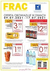 Gazetka promocyjna FRAC - Frac - nowe okazje cenowe! - ważna do 17-07-2021