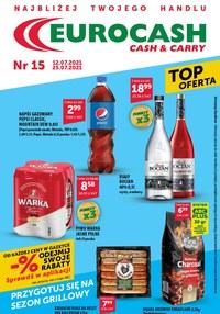 Gazetka promocyjna Eurocash Cash&Carry - Eurocash Cash & Carry - nowa gazetka - ważna do 25-07-2021