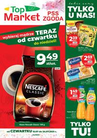 Gazetka promocyjna PSS Zgoda Płock - To promocje w PSS Zgoda Płock - ważna do 24-07-2021