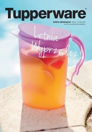 Gazetka promocyjna Tupperware - Letnia wyprzedaż w Tupperware