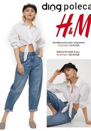 Gazetka promocyjna H&M - Sezonowe okazje w H&M