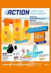 Gazetka promocyjna Action - Okazje w Action - ważna do 20-07-2021