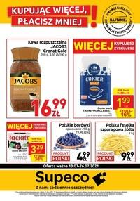Gazetka promocyjna Supeco - Supeco - kupując więcej, płacisz mniej! - ważna do 26-07-2021