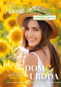 Gazetka promocyjna Delikatesy Centrum - Niech będzie słońce z Delikatesami Centrum!    - ważna do 31-08-2021