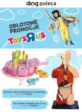 """Odlotowe promocje w Toys""""R""""Us!"""
