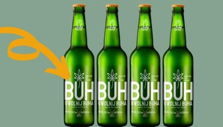Piwo Buh w promocji.