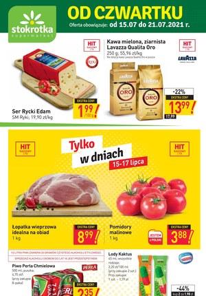 Gazetka promocyjna Stokrotka Supermarket - Tanie zakupy w Stokrotka Supermarket