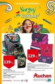 Oferta szkolna w Auchan