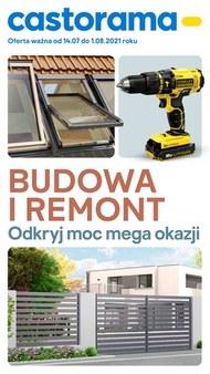 Buduj i remontuj z Castoramą