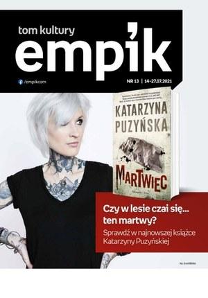 Gazetka promocyjna EMPiK - Najnowszy tom kultury od EMPIK