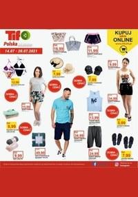 Gazetka promocyjna Tifo - Promocje w Tifo   - ważna do 20-07-2021