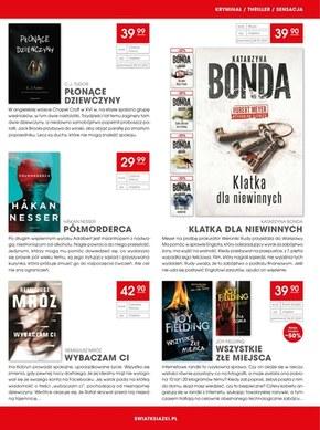 Księgarnie Świat Książki - zniżki do 50%