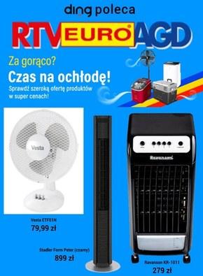 Czas na ochłodę  - RTV Euro AGD