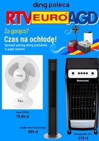 Gazetka promocyjna RTV EURO AGD - Czas na ochłodę  - RTV Euro AGD - ważna do 31-07-2021