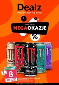 Gazetka promocyjna Dealz - Mega okazje w Dealz!   - ważna do 17-07-2021