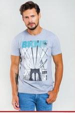 T-shirt męski Big Star