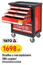 Szafka narzędziowa Yato