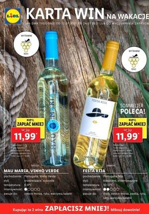 Gazetka promocyjna Lidl - Katalog alkoholowy Lidla