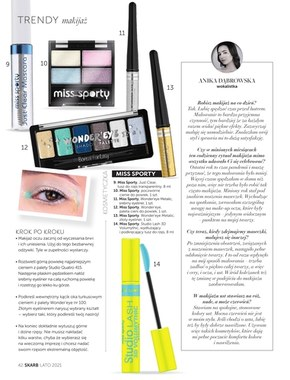 Trendy w makijażu w Rossmann